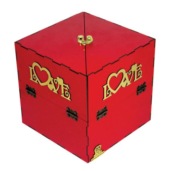 جعبه هدیه لوکس باکس کد LB241