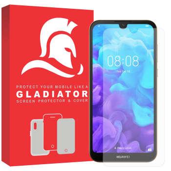 محافظ صفحه نمایش گلادیاتور مدل GLH1000 مناسب برای گوشی موبایل هوآوی  Y5 2019