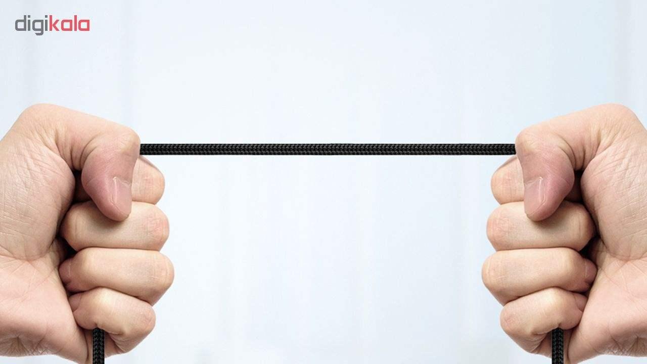 کابل تبدیل USB به لایتنینگ/ USB-C/ microUSB راو پاور مدل RP-CB021 طول 0.9 متر main 1 4