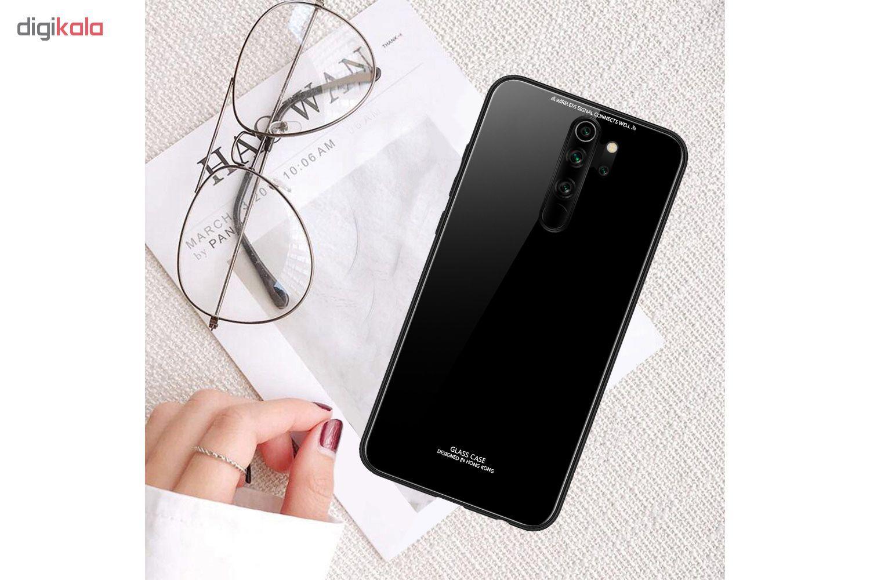 کاور سامورایی مدل GC-019 مناسب برای گوشی موبایل شیائومی Redmi Note 8 Pro main 1 2