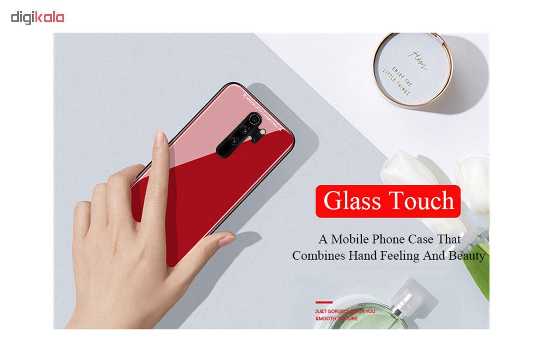 کاور سامورایی مدل GC-019 مناسب برای گوشی موبایل شیائومی Redmi Note 8 Pro main 1 4