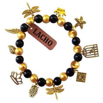 دستبند زنانه لاچو کد GO-10
