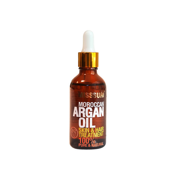 روغن مو میسوری مدل Argan حجم 50 میلی لیتر