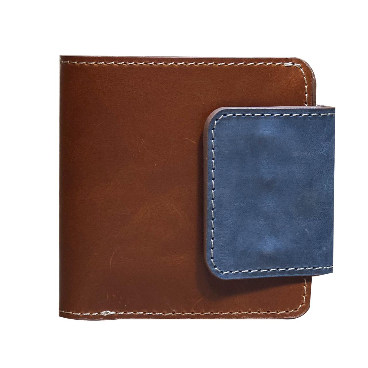 کیف پول چرمی گلیما مدل 310