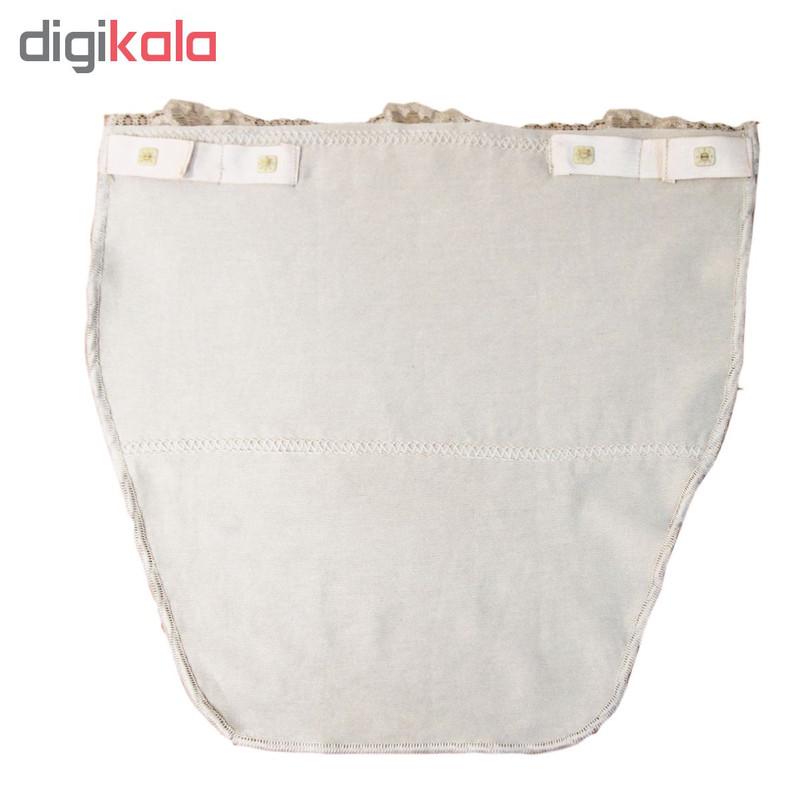 یقه حجاب کد DG018