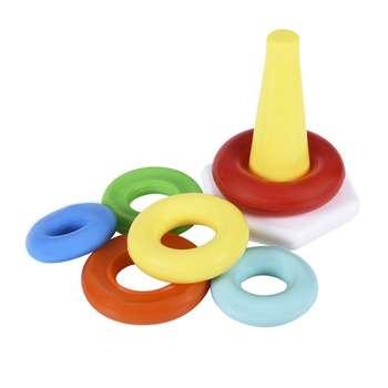 بازی آموزشی زوزو طرح جورچین حلقه کد 4106