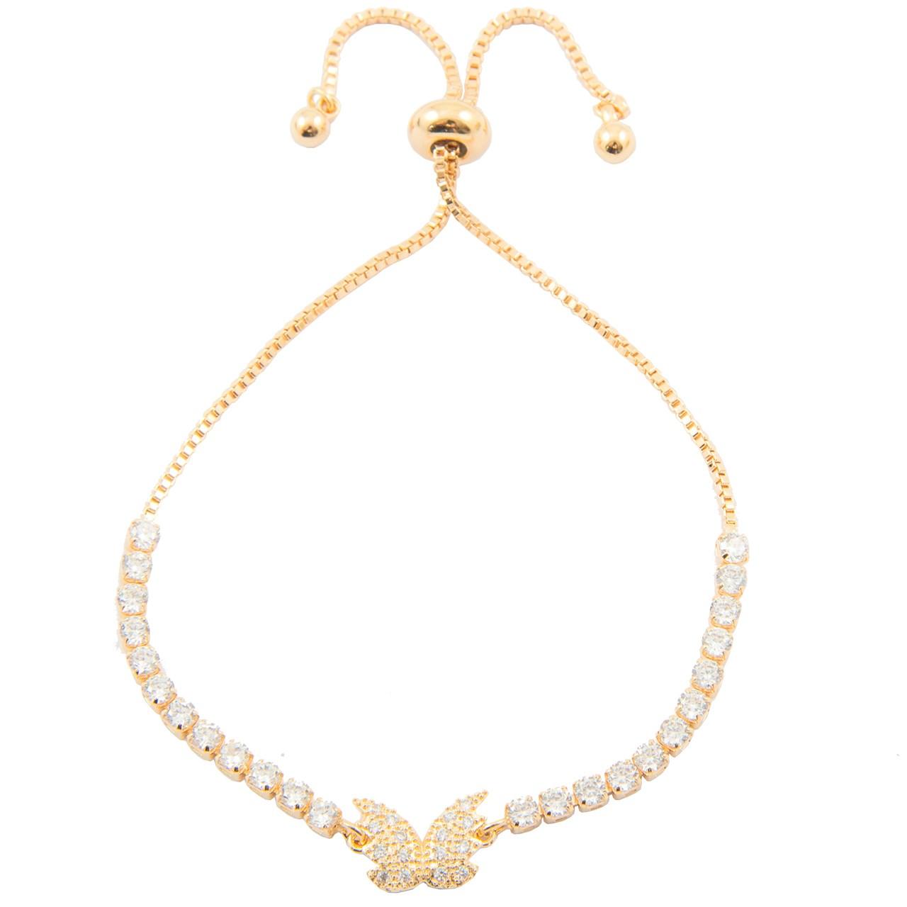 قیمت دستبند ژوپینگ مدل پروانه