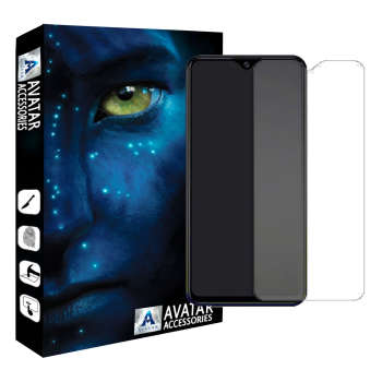 محافظ صفحه نمایش مات آواتار مدل MGA10-1 مناسب برای گوشی موبایل سامسونگ Galaxy A10