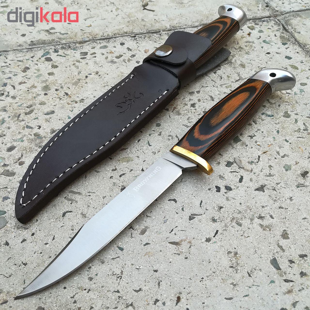 چاقوی سفری برونینگ مدل B34