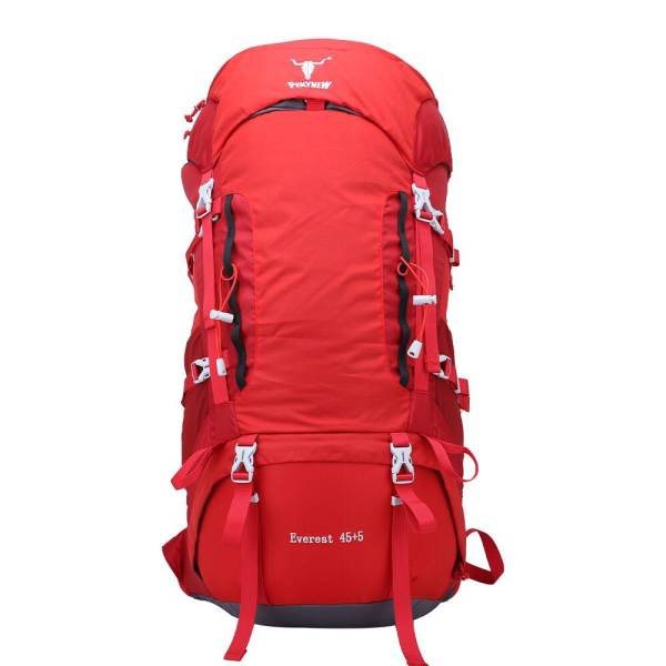 کوله پشتی کوهنوردی 50 لیتری پکینیو مدل everest