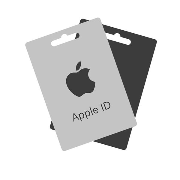 اپل آیدی بدون اعتبار اولیه مدل SH-12 بسته 2 عددی