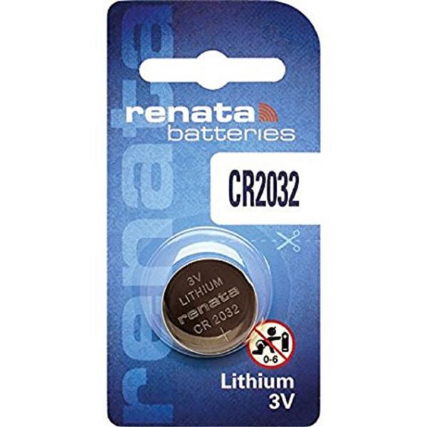 باتری سکه ای  رناتا    مدل cr2032