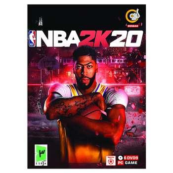 بازی NBA 2K20 مخصوص PC نشر گردو