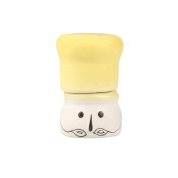 ظرف خلال دندان طرح سرآشپز