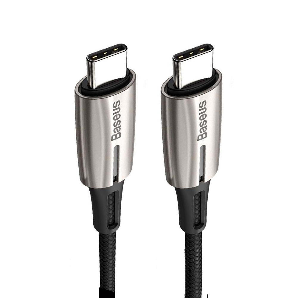 کابل  USB-C باسئوس مدل CATSD-K طول 2 متر