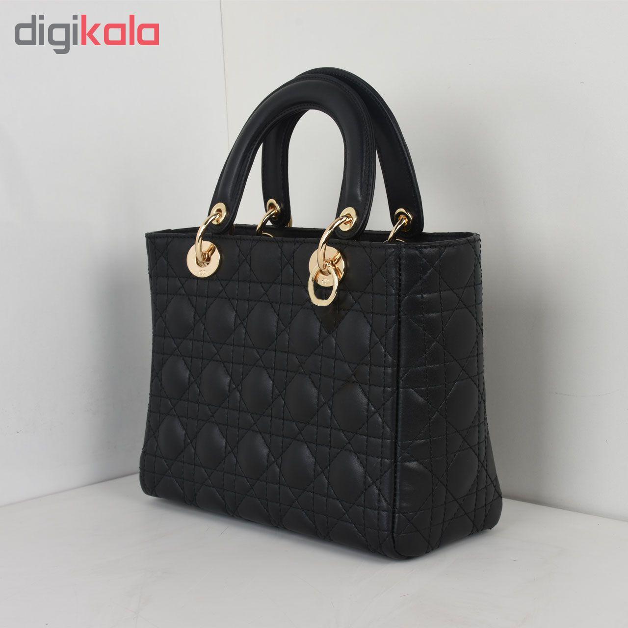 کیف دستی زنانه کهن چرم کد V183