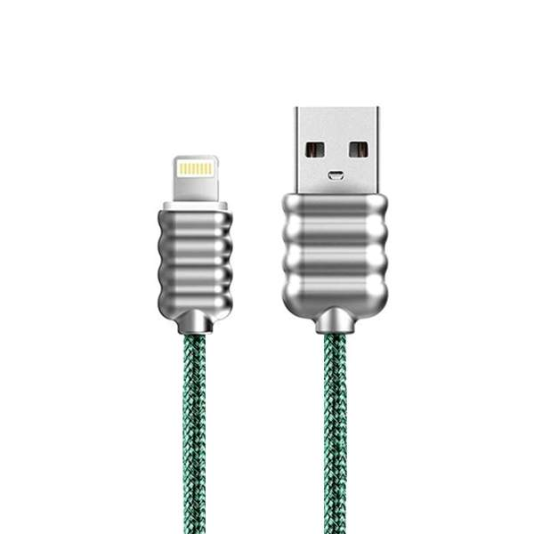 کابل تبدیل USB به لایتنینگ رسی مدل RCL-L100 طول 1 متر