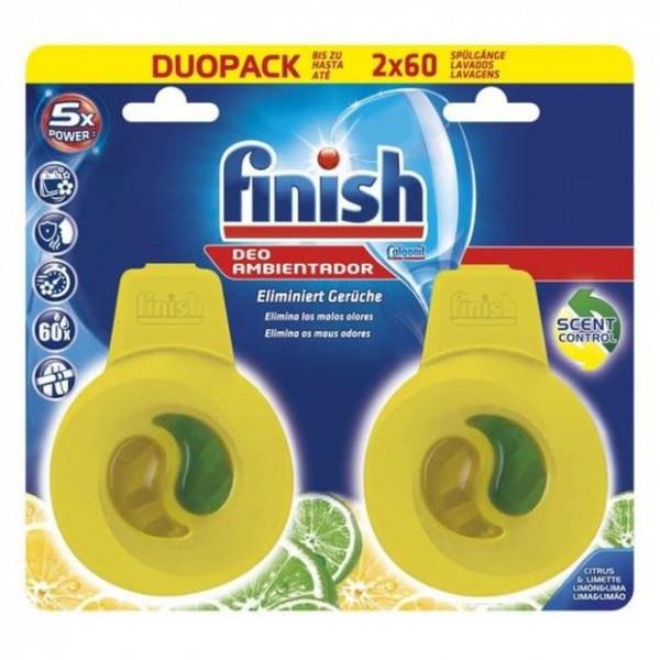 بوگیر ماشین ظرفشویی فینیش مدل DOUPACK بسته 2 عددی
