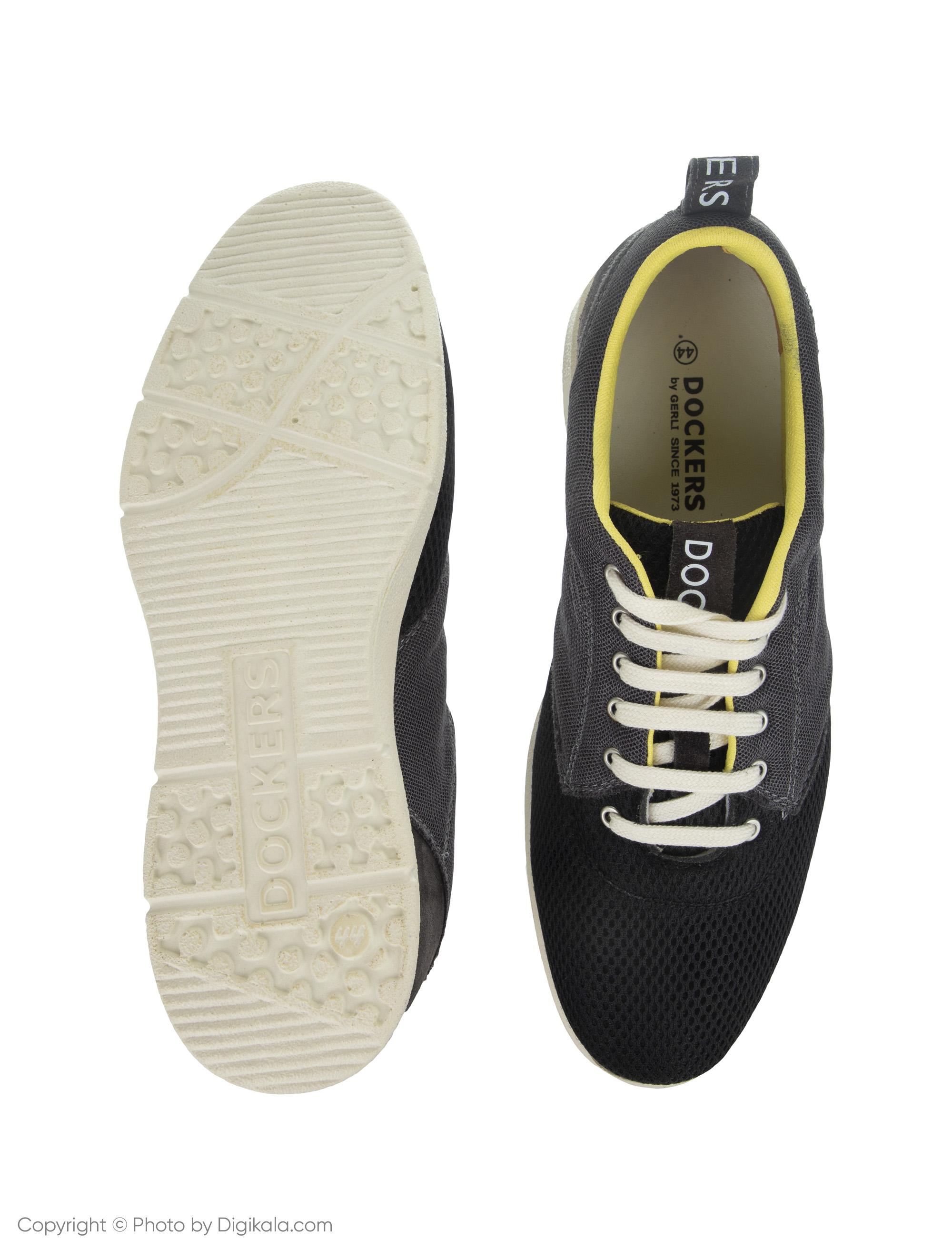 کفش روزمره مردانه داکرز مدل 100209334-113