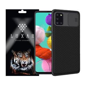 کاور لوکسار مدل LensPro-222 مناسب برای گوشی موبایل سامسونگ Galaxy A31