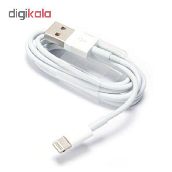 کابل تبدیل USB به لایتنینگ مدل FL-02 طول 1 متر main 1 1