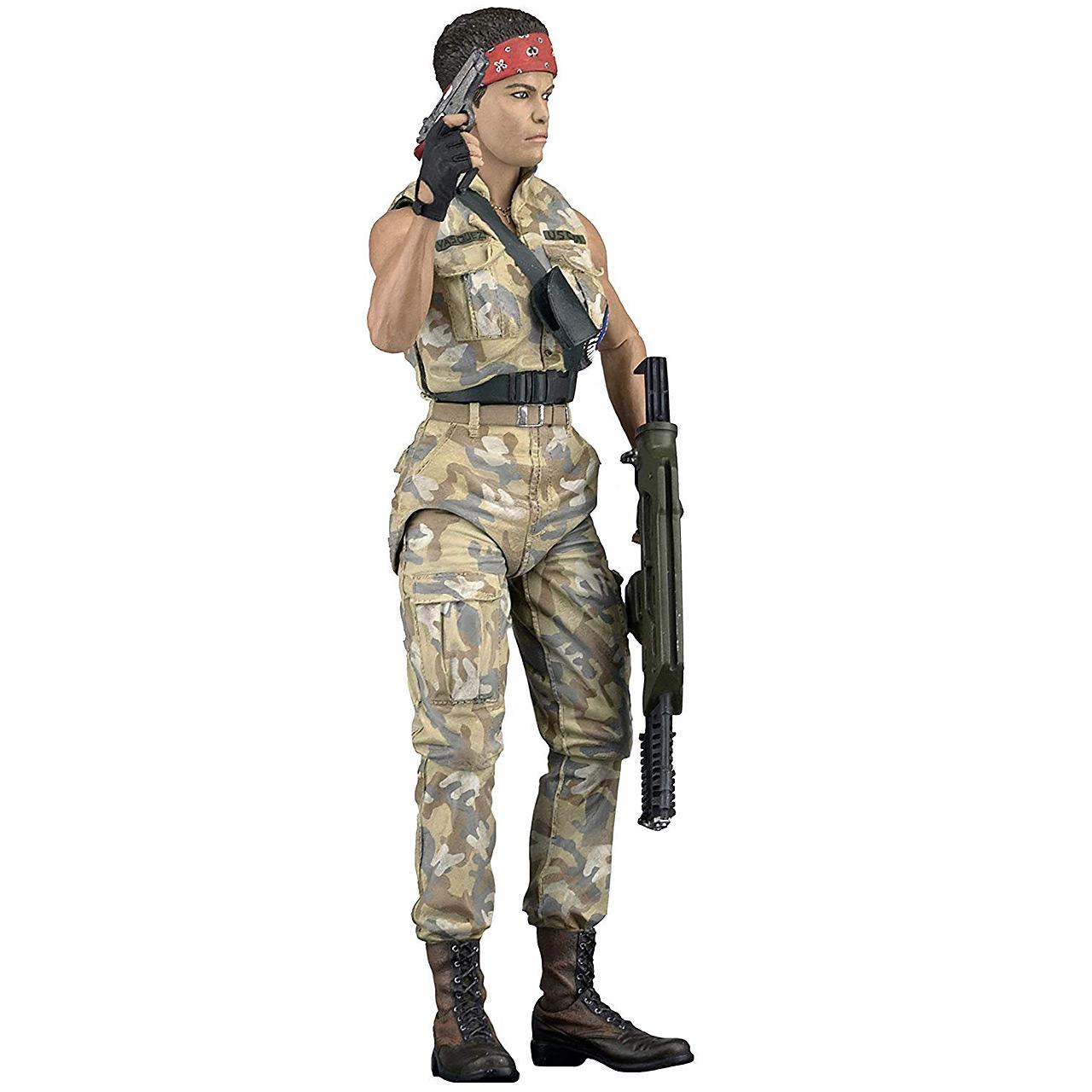 اکشن فیگور نکا سری Aliens مدل Private Jenette Vasquez BDUs