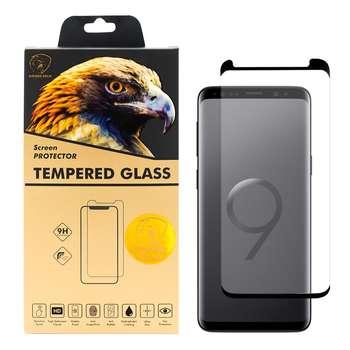 محافظ صفحه نمایش گلدن ایگل مدل HFC-X1 مناسب برای گوشی موبایل سامسونگ Galaxy S9