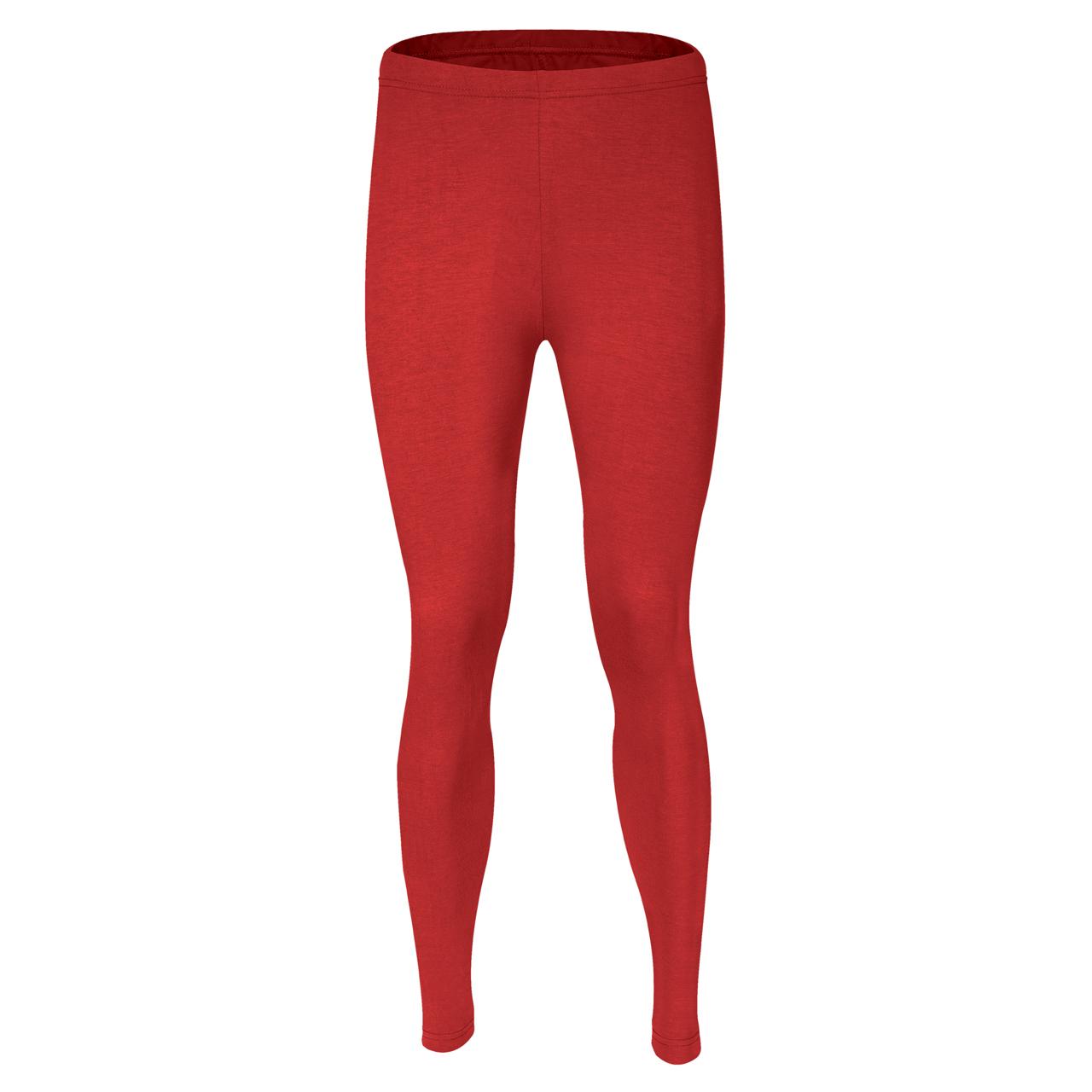 خرید                                      لگینگ زنانه ساروک مدل DoTK07 رنگ قرمز