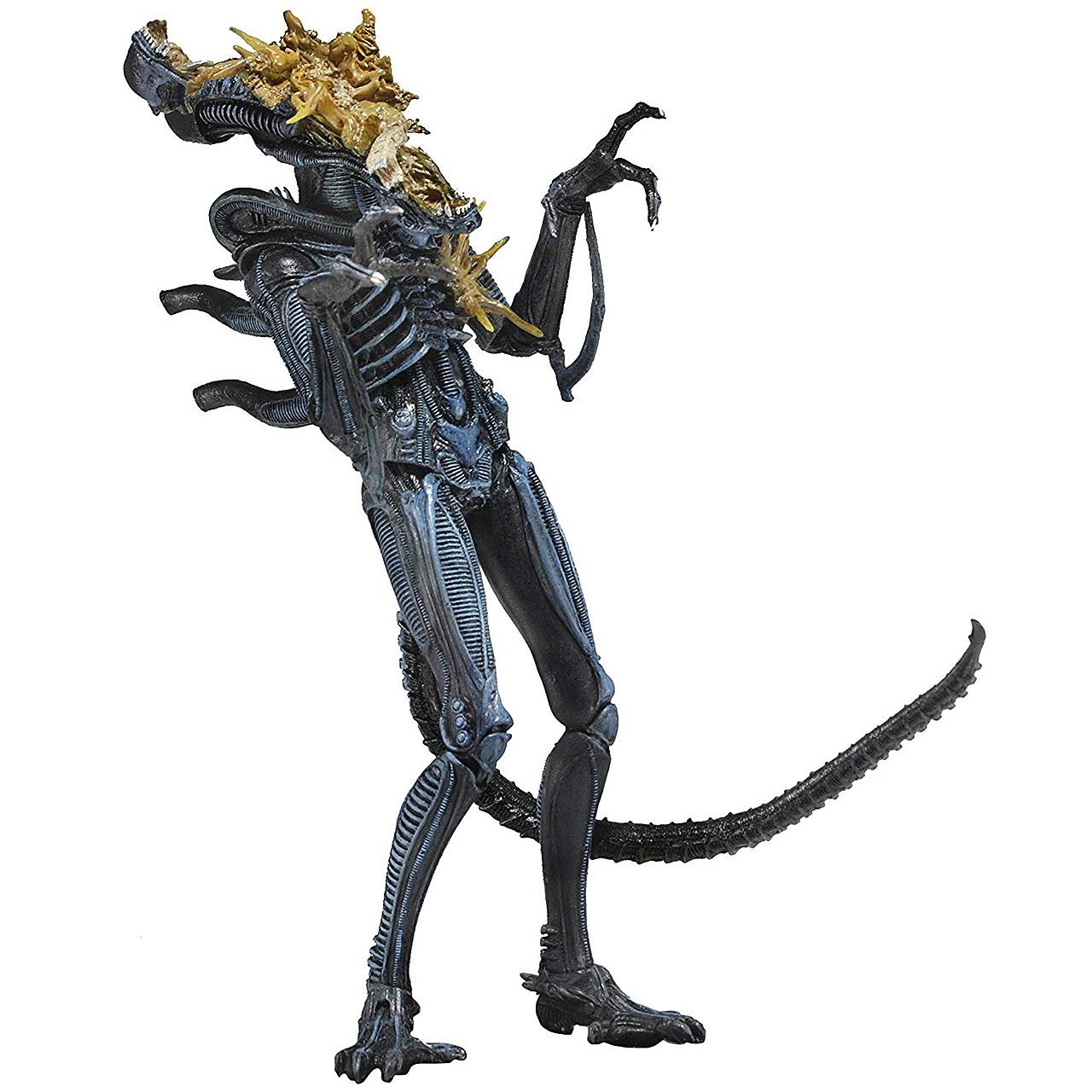اکشن فیگور نکا سری Aliens مدل Aliens Xenomorph Warrior Battle Damage