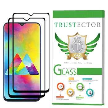 محافظ صفحه نمایش تراستکتور مدل GSS مناسب برای گوشی موبایل سامسونگ Galaxy A10 بسته 2 عددی