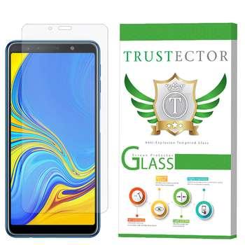 محافظ صفحه نمایش تراستکتور مدل GLS مناسب برای گوشی موبایل سامسونگ Galaxy A7 2018