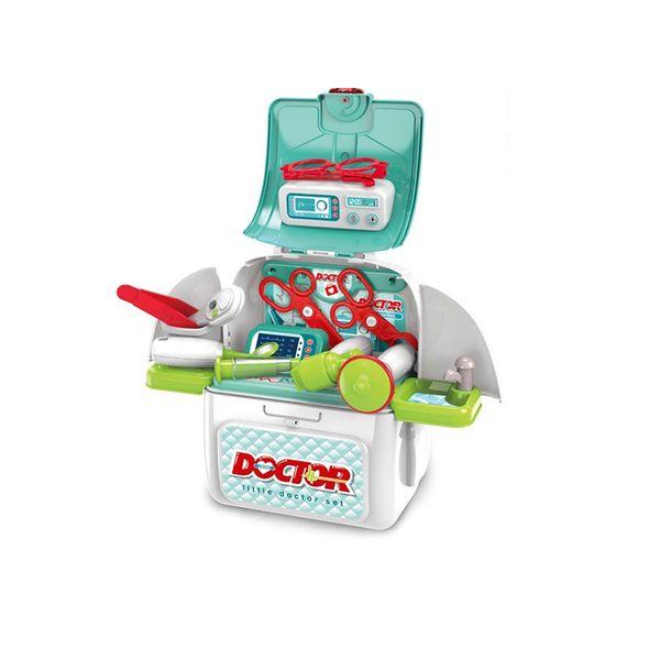 ست اسباب بازی تجهیزات پزشکیکد 8967