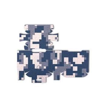 برچسب محافظ ماهوت مدل Army-pixel مناسب برای کیس اپل ایرپاد