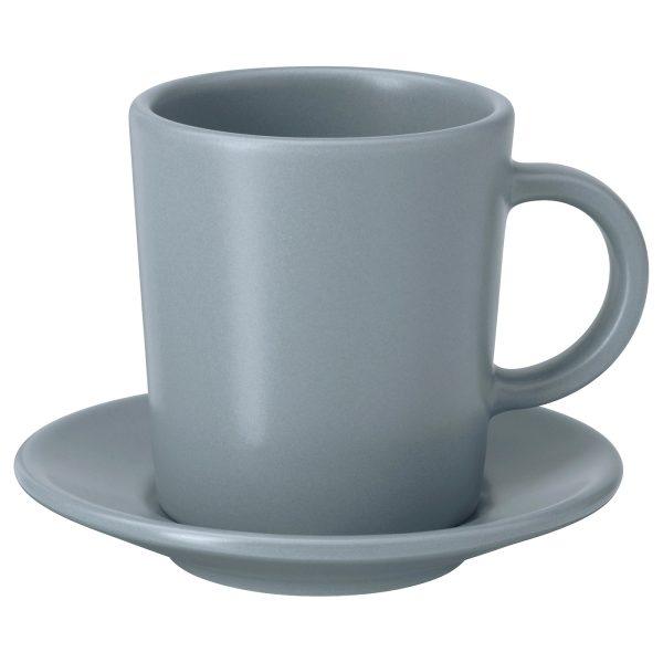 فنجان قهوه خوری ایکیا کد 004.240.18