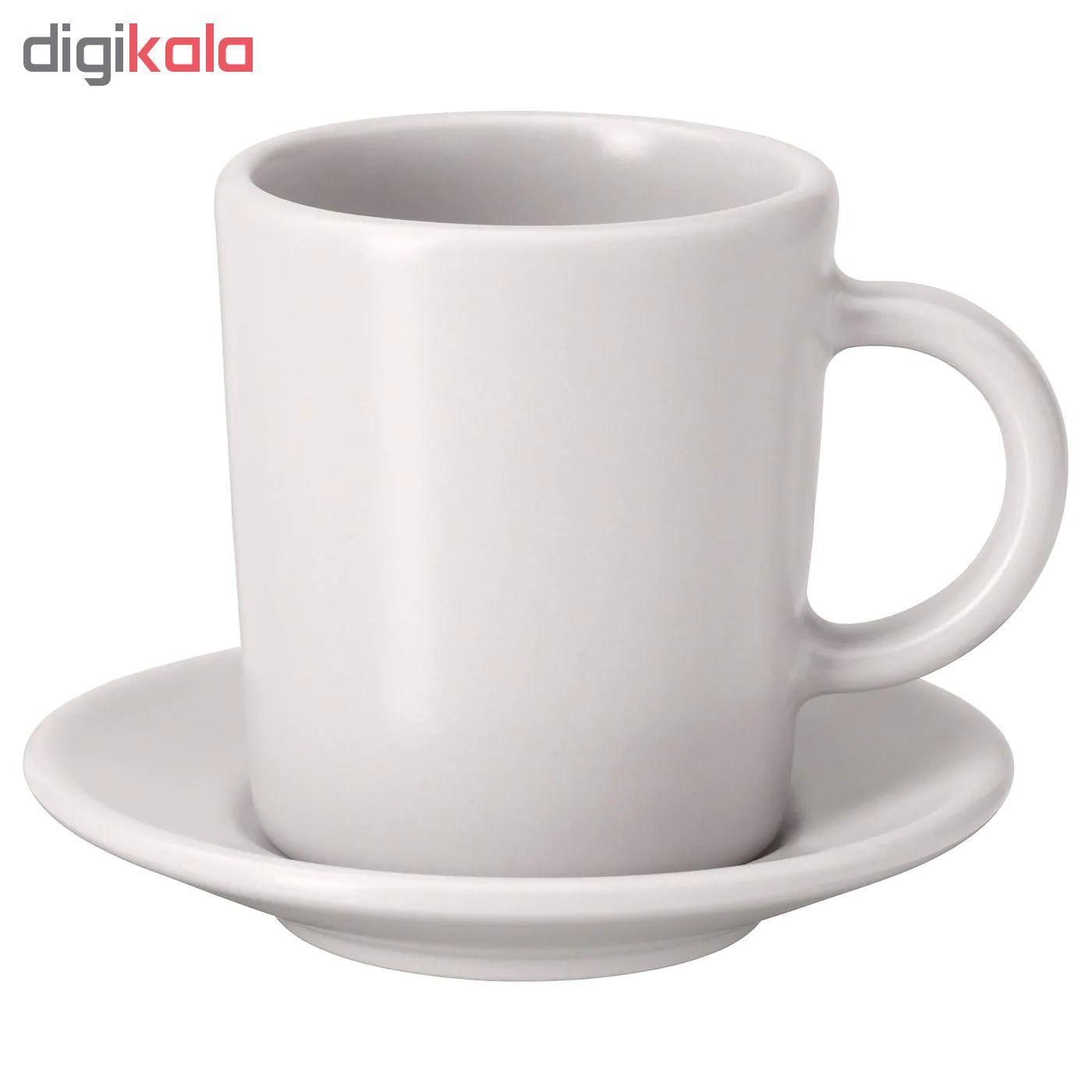 فنجان قهوه خوری ایکیا کد 004.240.18 main 1 4