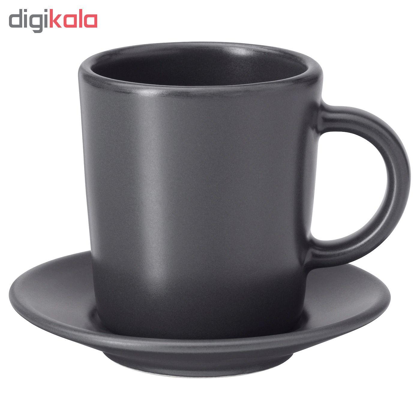 فنجان قهوه خوری ایکیا کد 004.240.18 main 1 7