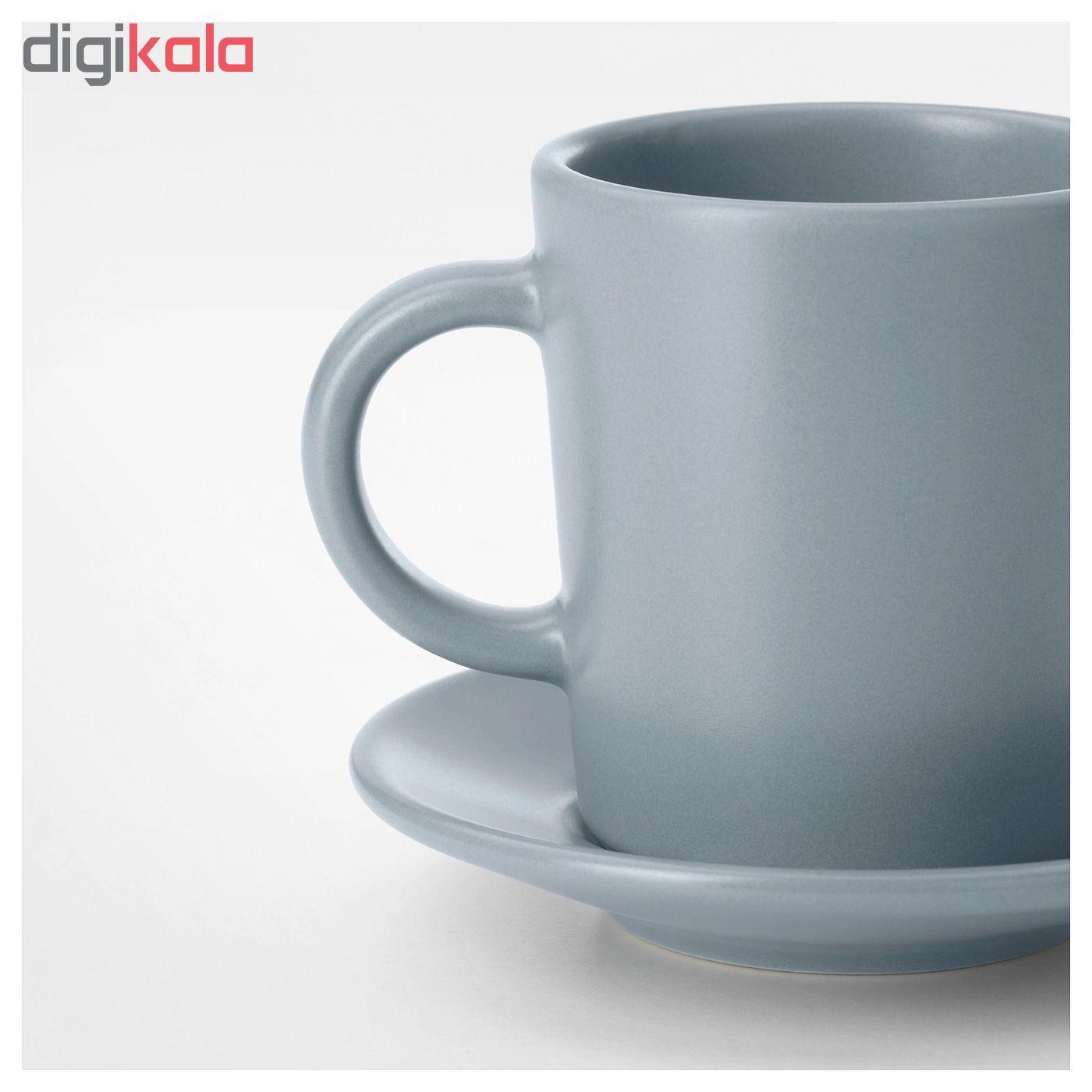 فنجان قهوه خوری ایکیا کد 004.240.18 main 1 9