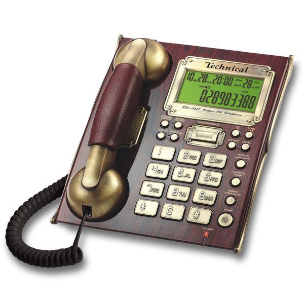 تصویر تلفن تکنیکال مدل TEC-5817
