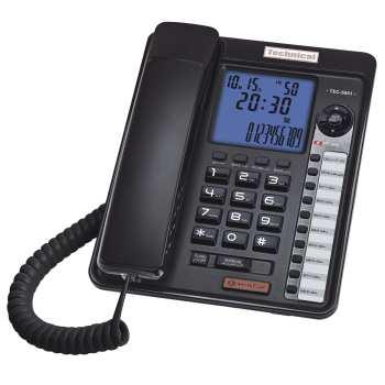 تلفن تکنیکال مدل TEC-5851