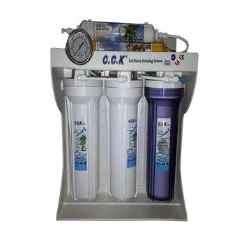 دستگاه تصفیه کننده آب خانگی سی سی کا مدل RO988