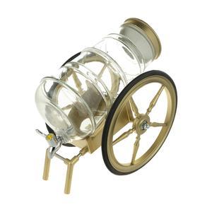 کلمن طرح درشکه طلایی کد 4000 CS ظرفیت 4 لیتر