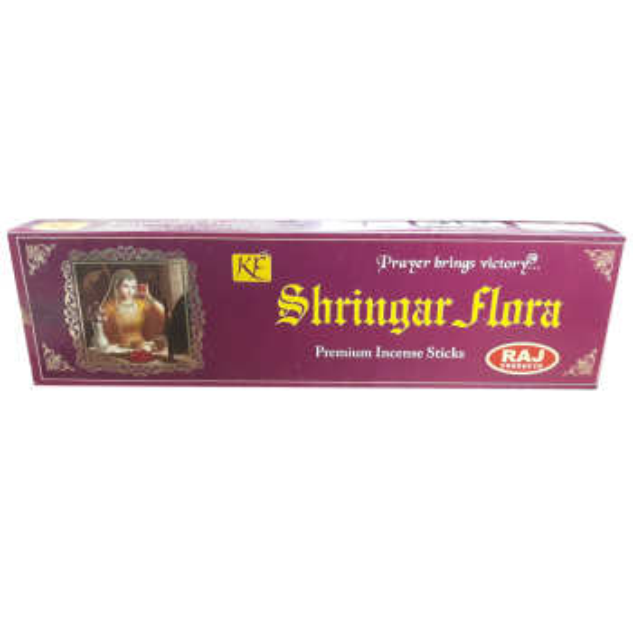 عود راج مدل Shringar Flora کد 1140