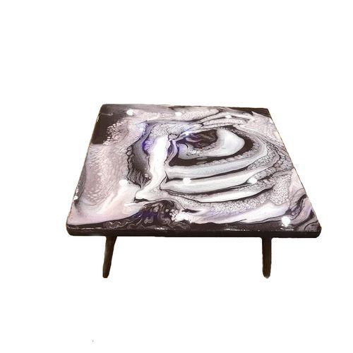 میز چوبی جلومبلی مدل 1002