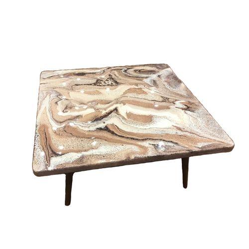 میز جلومبلی طرح کوهستان مدل 1003