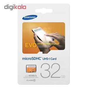 کارت حافظه microSDHC سامسونگ مدل Evoکلاس 10 استاندارد UHS-I U1 سرعت 95MBpsظرفیت 32 گیگابایت