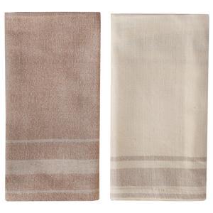 دستمال دستبافت کد 82022 سایز 40 × 72 سانتی متر بسته دو عددی