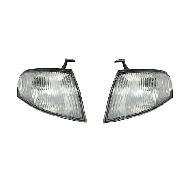 چراغ راهنما گلگیر خودرو مدل 216-1538-WE مناسب برای مزدا 323 F بسته دو عددی