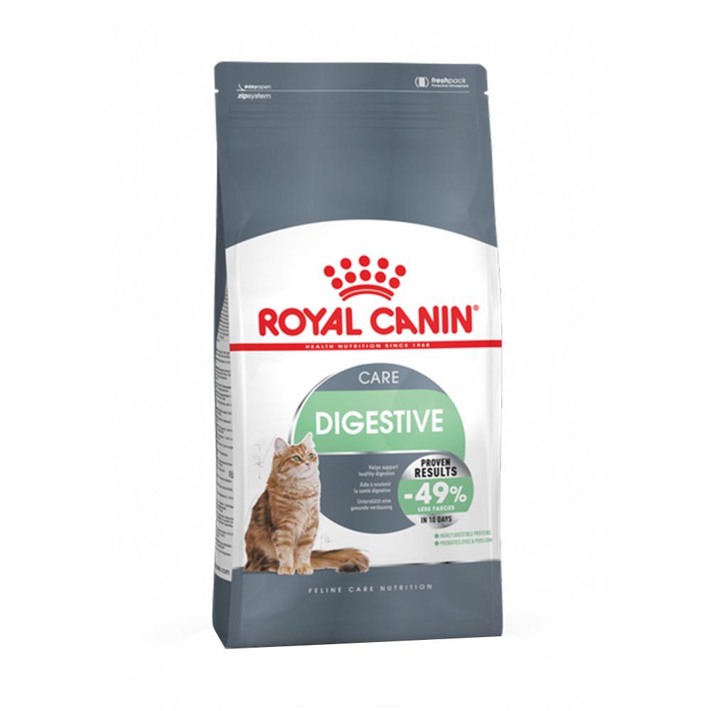غذای خشک گربه رویال کنین مدل Digestive Care وزن 2 کیلوگرم