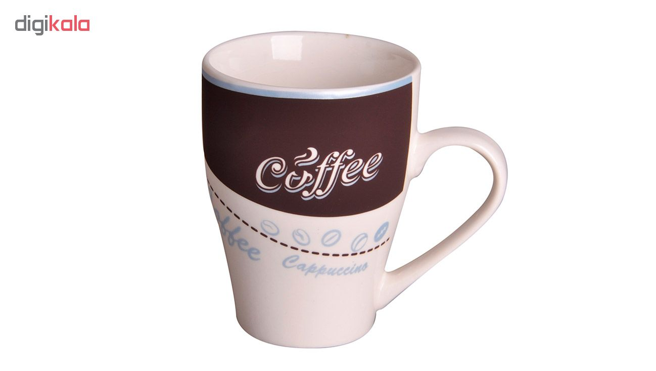 ماگ طرح Coffee کد 101
