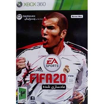 بازی fifa20 مخصوص xbox 360